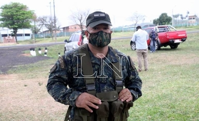 HOY / Luis Apesteguía, Vocero de la FTC, sobre los elementos hallados en el lugar de enfrentamiento contra 3 miembros del EPP