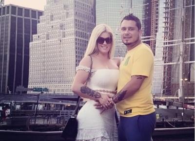 Hackearon el celular del marido de Lilian Ruíz