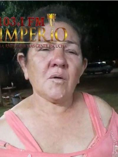 Viciados en Crack asesinaron a Asunción Torres por culpa de un perro
