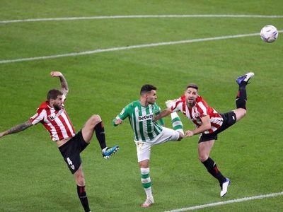 Athletic aplasta al Betis de Antonio Sanabria