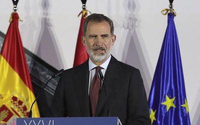 Rey de España en cuarentena luego de contacto con caso positivo de covid-19