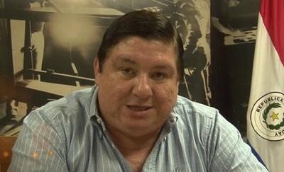 Cazenave rechaza ser responsable de millonario faltante