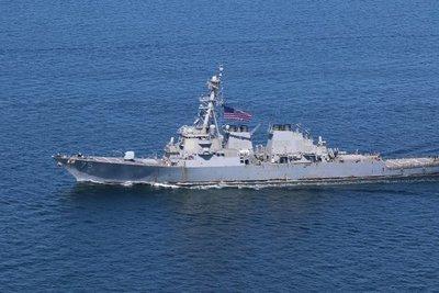 La flota rusa rastrea a un destructor de la Armada de EE.UU. que ingresó al mar Negro