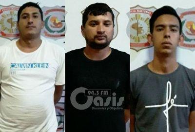 Fiscalía imputa a supuestos miembros del PCC e investiga a policías de Pedro Juan