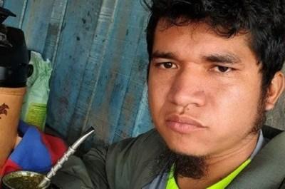 «Jaka» está internado en el Hospital de Itauguá por riesgo de perder la vista