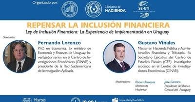La Nación / Inclusión financiera: conocer sobre la experiencia uruguaya y sus leyes