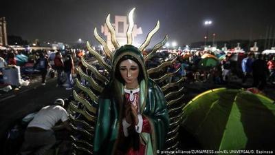México cerrará Basílica durante festejos de la Virgen de Guadalupe