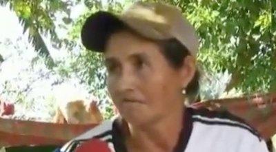 """Crónica / """"Sufro mucho como madre, entregate..."""""""