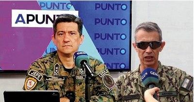"""La Nación / """"El golpe dado contra el EPP es resultado del cambio estratégico"""""""