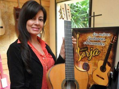 Guitarras paraguayas se destacan