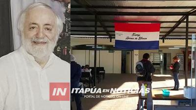 CONFIRMAN FALLECIMIENTO DE RENOMBRADO MÉDICO ENCARNACENO POR COVID-19