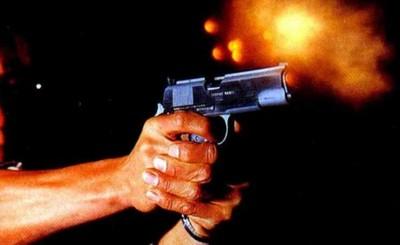 Padre e hijo son imputados por realizar varios disparos en una cancha