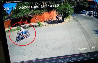 Un herido tras choque entre motos en Sajonia