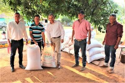 El Gobierno impulsa el cultivo de maní como rubro de renta en Itapúa