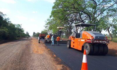 50 mil pobladores se beneficiarán con ruta entre Itapúa y Caazapá