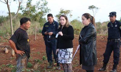 Inminente condena de 28 invasores de una propiedad privada de Minga Guazú – Diario TNPRESS