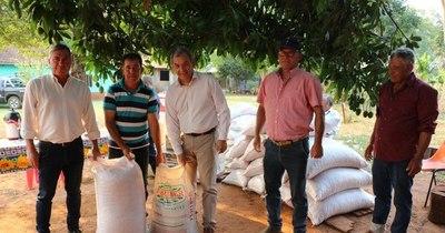 La Nación / Diversifican rubro de la agricultura familiar con cultivo de maní en Itapúa
