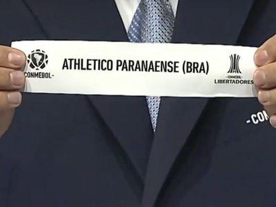 Paranaense reporta seis casos de covid antes del partido con River Plate