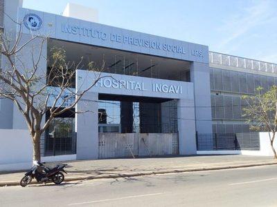 Funcionaria con COVID del IPS de San Pedro falleció cuando iba a ser intubada en el IPS Ingavi