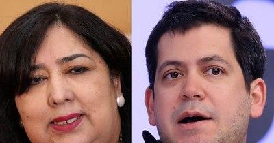 La Nación / Evalúan interpelar a la ministra de la Niñez tras no participar en la audiencia pública