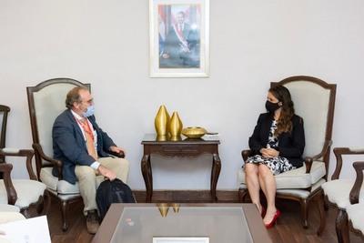 AECID busca ampliar apoyo al proyecto de fortalecimiento del sistema penal adolescente