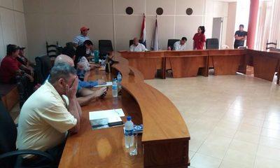 Opositores se imponen en la Junta de Hernandarias