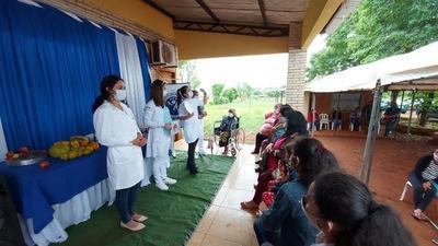 Atención Primaria de la Salud llega en 79 comunidades de Alto Paraná
