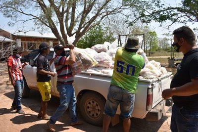Chaco: Se estima haber cubierto cerca del 100% en alimentación y becas para estudiantes