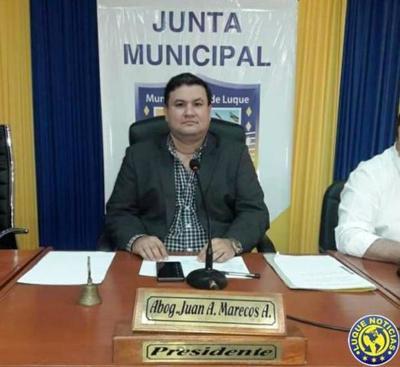 """Rekutu"" en la Junta Municipal de Luque •"