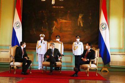 Gran Bretaña, Francia y Japón acreditan nuevos embajadores en Paraguay