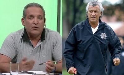 "Gorosito es un ""técnico de medio pelo"", según Valenzuela"