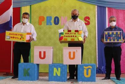 Lanzan juguetes para estimulación oportuna de niños de 0 a 6 meses