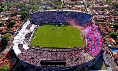 Presidentes de APF, Olimpia, Cerro y otros con Abdo: piden vuelta de público a estadios