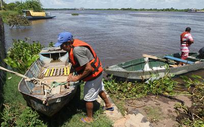 Pescadores reciben desde hoy el pago de subsidio por veda pesquera