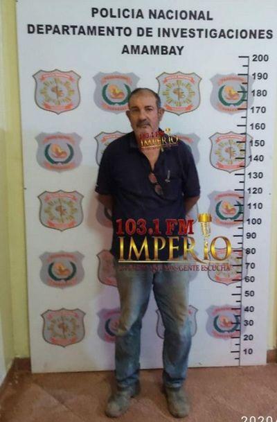 Policía aprehende a ex prefeito de la ciudad brasileña de Urupes (SP)
