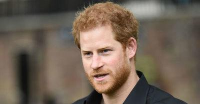 El Príncipe Harry es elegido como el miembro 'más sexy de la realeza'