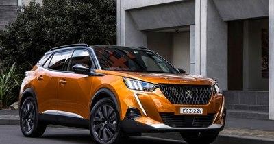 La Nación / Desembarcó el innovador y tecnológico Peugeot 2008 al país