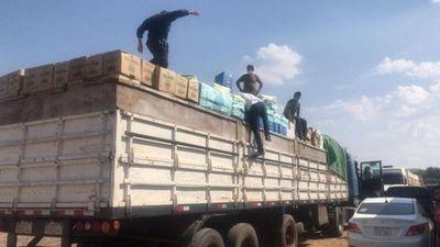 Policía Nacional se sumará al – Operativo Amambay Barrera –