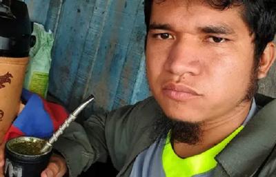 Jaka está internado en el Hospital de Itauguá por riesgo de perder la vista
