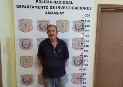 Ex intendente brasileño buscado por supuesto estupro fue capturado – Prensa 5