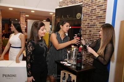 Invitan a participar de la Noche de Cata de Vinos Italianos