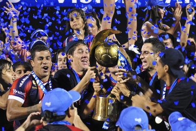 Se cumplen 7 años del histórico título invicto de Cerro Porteño