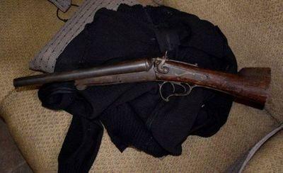 Consumidor de drogas atentó con disparos de escopeta contra su compañero de fumata