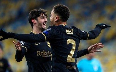 El Barcelona alternativo ganó y ya está en octavos de final
