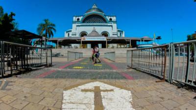 Basílica estará cerrada desde el sábado