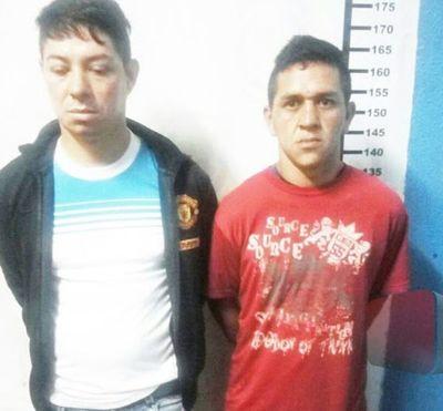 Sentencian a once años a dúo de asaltantes