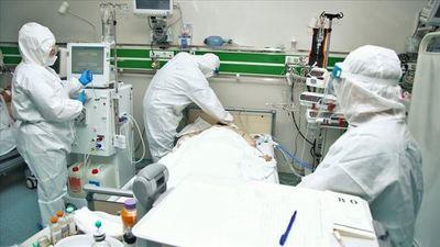 Coronavirus: 12 muertos, 819 positivos y 693 internados