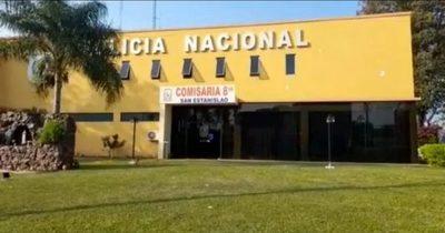 San Estanislao: Cierran comisaría debido a casos positivos en la dependencia