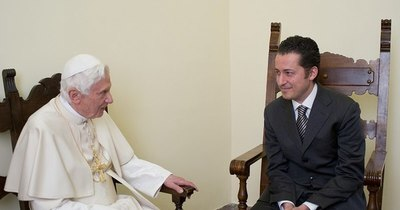 La Nación / Murió el mayordomo que traicionó a Benedicto XVI