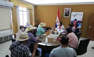 HOY / Dirigentes campesinos llegan a un acuerdo, tras reunión con autoridades del Indert